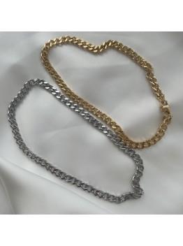 Колье 40см, панцирное плетение