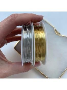 Проволока ювелирная серебряная