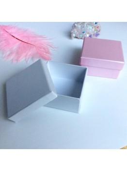Коробка для украшений 84*84*40мм