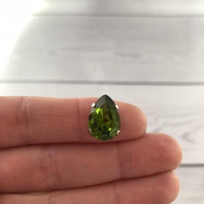 Кристаллы высшего качества Olivine