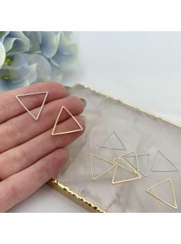 Ювелирный элемент «Треугольник» 20мм
