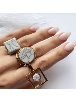 Геометрическое кольцо с имитацией кахолонга