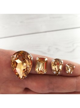Кристаллы высшего качества Light Peach